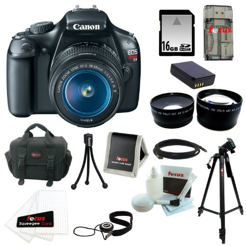 canon eos rebel t3 12 2mp dslr camera   18 55mm is ii lens canon eos rebel t3 manual mode Canon Rebel T3 vs T5